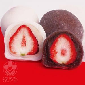 生チョコいちご大福